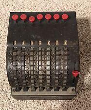 Vintage Amco Adding Machine  (B 4870)