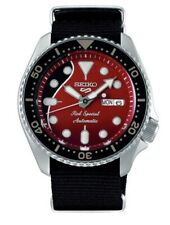 SEIKO 5  BRIAN MAY LIMITED EDITION WATCH SRPE83K1 * NEW / UNWORN *  auto divers