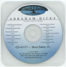 Abraham-Hicks Esther CD 4-1-17 Boca Raton, FL Edited - Workshop - New
