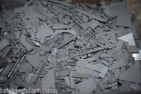 ☀️1-100 POUNDS LIGHT GRAY LEGOS Mix huge bulk lot lbs city Parts Pieces Bricks