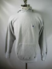 E8227 VTG CHAMPION REVERSE WEAVE Hooded Pullover Sweatshirt Size XL Made in USA