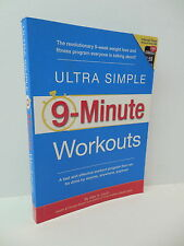Ultra Simple 9-Minute Workouts Exercise Guide Book Fast Effective Health Program