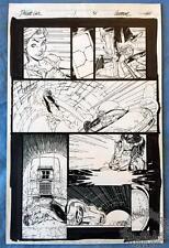 J Scott Campbell Signed Original Art - DANGER GIRL #1 Page 31