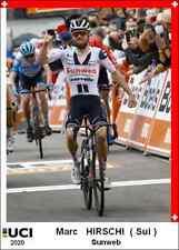Marc  Hirschi  2020 Cycling Ciclismo Cyclisme Format Carte Postal