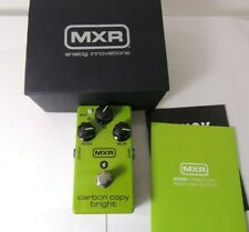 MXR Carbon Copy Bright M269SE Analog Delay Effects Pedal Free USA Shipping