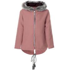 Mädchen-Jacken, - Mäntel & -Schneeanzüge mit Kapuze aus Mischgewebe Größe 140