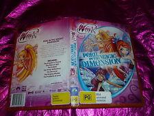 PERIL IN THE MAGIC DIMENSION DVD (NICKELODEON)