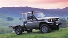 PVC REPLACEMENT FLOOR FOR TOYOTA LANDCRUISER 75 series ute 1985-1999