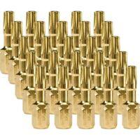 "New Makita B-44731 Impact Gold High Torque #25 1"" Torx Insert Bit 25ct"