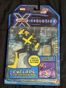 X-men Evolution Cyclops Action Figure