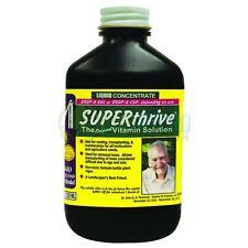 Superthrive Vitamin Solution Plant Hormone Nutrient Booster 4 OZ