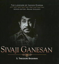 Sivaji Ganesan by S. Theodore Baskaran (Hardback, 2008)