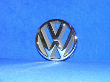 orig.Emblem Kühlergrill Kühlergrillemblem VW Golf Jetta 2 II mk2 chrom ab 1988