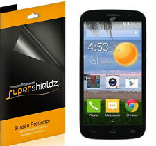 6X Supershieldz HD Clear Screen Protector Saver For Alcatel One Touch Pop Icon