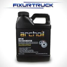 16oz Archoil AR9100 Friction Modifier Oil Additive For Powerstroke 6.0 Injectors