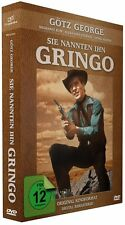 Sie nannten ihn Gringo[They Called Him Gringo] (Götz George) (Filmjuwelen) DVD