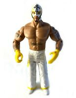 Rey Mysterio WWE Jakks Treacherous Trios Series Ruthless Aggression Figure WWF