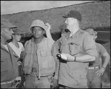 "John Wayne signs U.S. Marines Helmet 8""x 10"" Vietnam War Photo Picture #16"