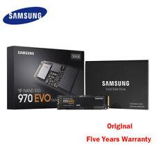 Samsung 970 Evo SSD 500GB M.2 2280 Nvme PCIe 3.0 TLC 500 G interno Mz-v7e500bw