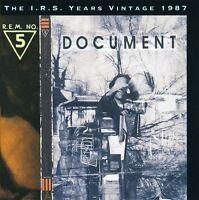 R.E.M. - Document [New CD] Holland - Import
