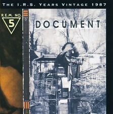 R.E.M. - Document [New CD] Holland - Import