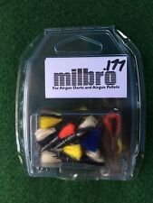 A pack of 20 .177 MILBRO SOFT TAIL DARTS....