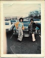 1960's 1970's WOMEN Vintage POLAROID Found Photograph Original COLOR 912 1 S
