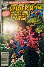 Marvel Team-Up  King-Size Annual #5 Marvel 1982