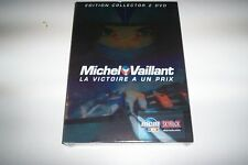 COFFRET NEUF EDITION COLLECTOR 2 DVD MICHEL VAILLANT
