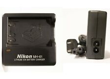 MH-61 Battery Charger for Nikon With Cord!