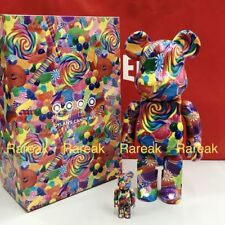 Medicom Be@rbrick Dylan's Candy Bar 400% + 100% bearbrick Sweet Escape boxset 2p