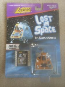 LOST IN SPACE SPACE POD CLASSIC TV SERIES Johnny Lightning