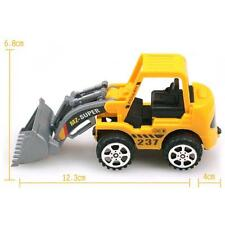 1X Funny Engineering Vehicle Model Free Wheel Plastic Diecast Kids Toys Car Gift