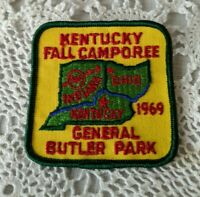 1969 Event, Kentucky Camporee, Ohio & Indiana, General Butler Park 1969