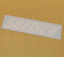"""922-3201-000 Gretsch Guitar Die Cut White Window Sticker 6"""""""