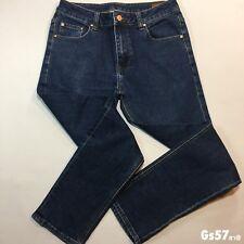 "Womens ASOS Classic Blue Skinny Jeans W 30"" L inside Leg 30"""