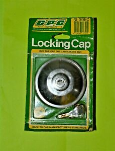 "CPC SL39EC for TOYOTA CORONA 1975-79-COROLLA 75-82 Locking Fuel Cap ""Aust Made"""