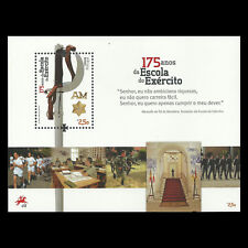 Portugal 2012 - Anniversary of the Escola do Exército Military - Sc 3378 MNH