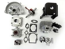 NEW King Motor RC Gas Engine 4 Bolt 38mm 34cc Long Block Rebuild Kit, Zenoah, CY