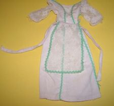 1974 #7824 Barbie Best Buy Fashions doll Clothes Peasant style dress Vtg Barbie