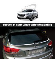 SAFE Rear Class Chrome Molding 4Pcs For Hyundai Tucson ix 2011 2015