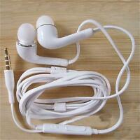 Universal In-Ear Stereo Headset Earphone With Mic For Samsung Galaxy S4 i9500