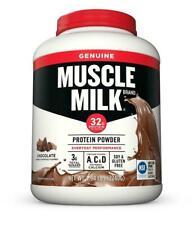 Muscle Milk 56944 Genuine Protein Powder Chocolate 4.94lbs