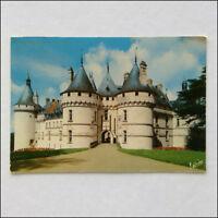 Chaumont-sur-Loire 1976 Postcard (P358)