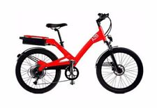 🌄🚲✨RED A2B *SHIMA* ELECTRIC BIKE 500 WATTS! 28 MPH! 20 INCH FRAME! FAST!! 🚲✨