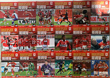 More details for 18 x middlesbrough homes 2020/21 all mint