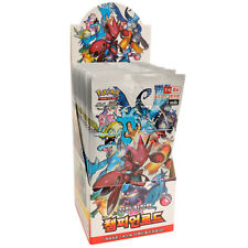 Pokemon Strength Expansion Pack SM6b Champion Road 20 Booster 160 Cards Korean