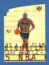 1997-98 UD Upper Deck UD3 #MJ3-1 NM/MT Michael Jordan Die Cut Insert RARE