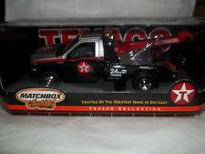 Matchbox 92883 Texaco Ford F Series Holmes Wrecker 1/24 Mint & Boxed