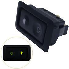 Universal Car Electric Power Window Switch Control 6-pin DC 12/24V ON/OFF Rocker